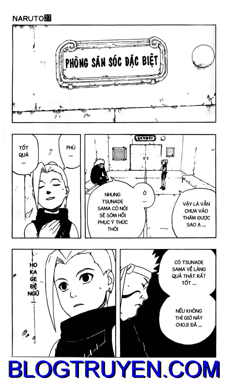 Naruto chap 236 Trang 10 - Mangak.info