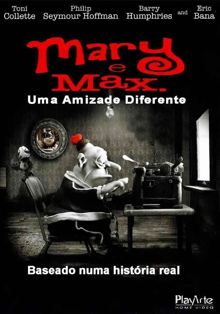 Mary e Max: Uma Amizade Diferente – Dublado