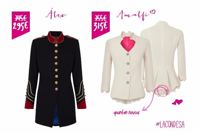 La Condesa chaquetas tienda hermanas bolena