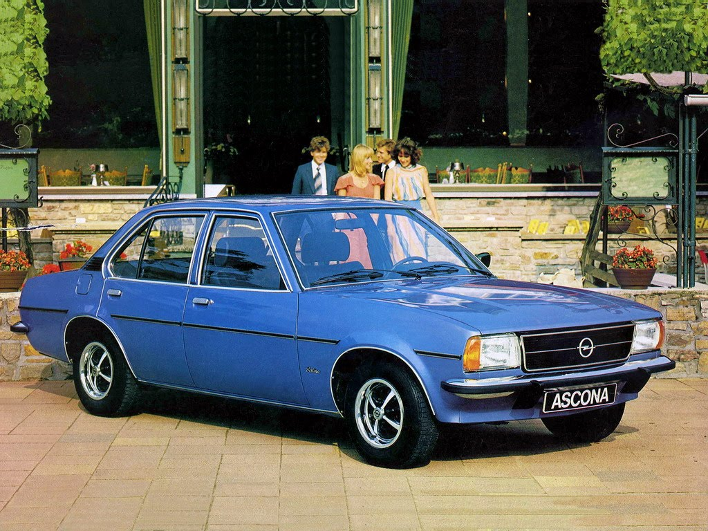 1978 opel ascona 2 0 berlina related infomation specifications weili automotive network. Black Bedroom Furniture Sets. Home Design Ideas