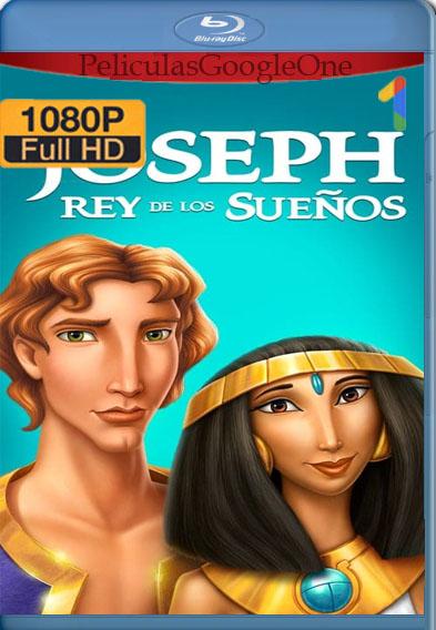 José: El rey de los Sueños (2000) BDRip [1080p] [Latino] [GoogleDrive]