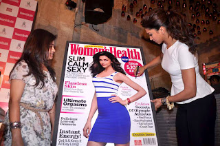 Deepika Padukone at launch of Women's Health July Double Issue