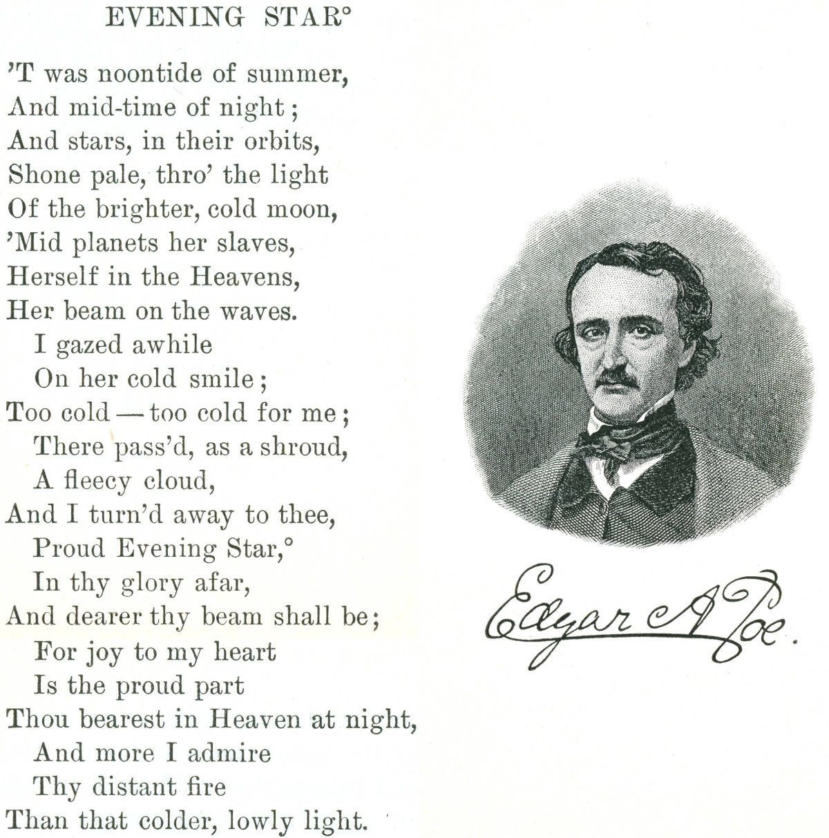 Lenore Poem by Edgar Allan Poe - Poem Hunter