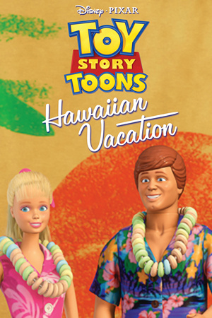 poster Câu chuyện đồ chơi: Kỳ nghỉ tại Hawaii