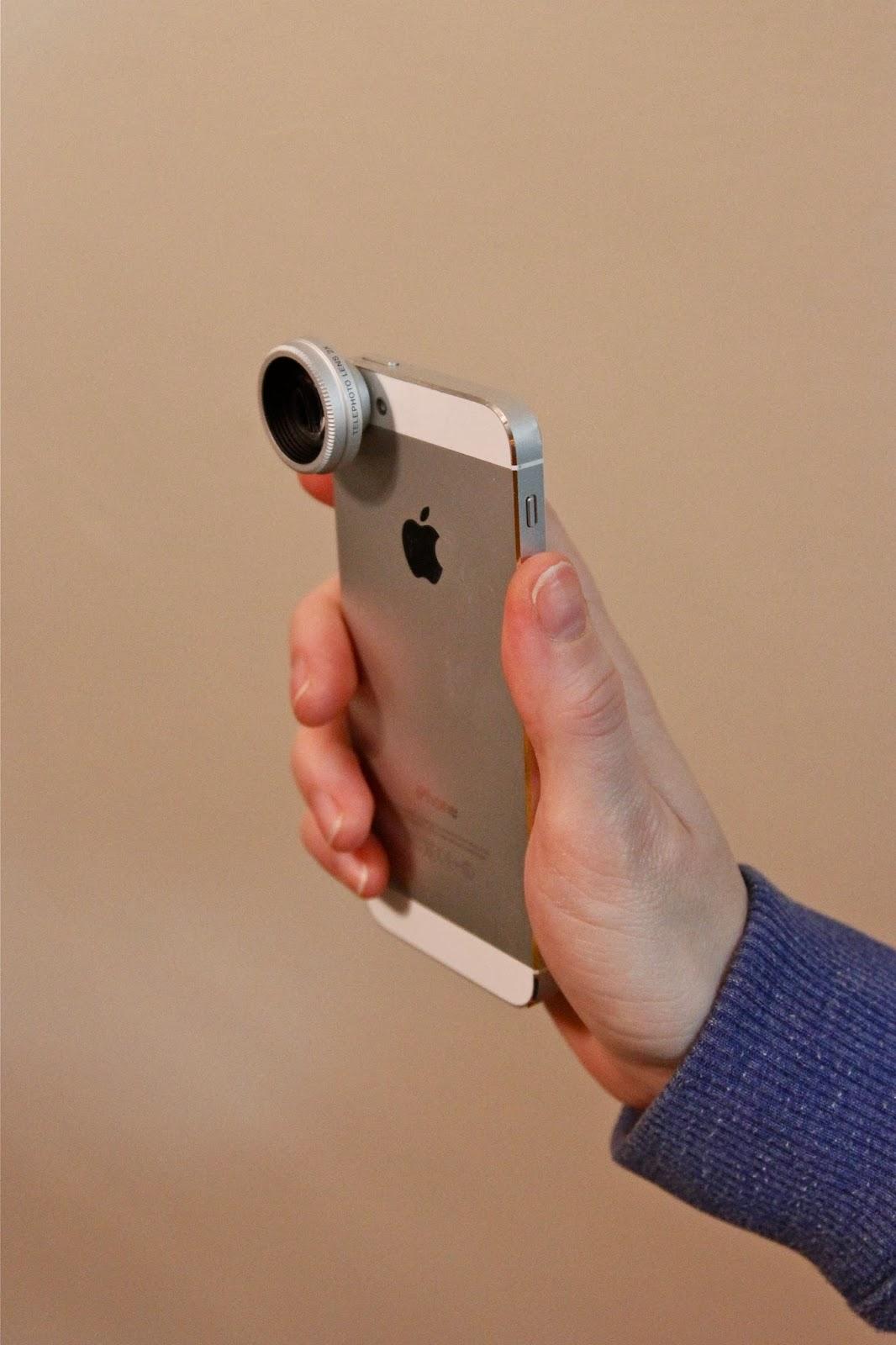 Photojojo iPhone Camera Lens Review