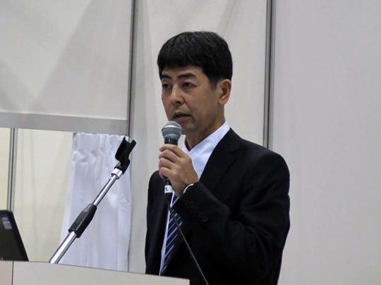 山口貴氏(JDLS代表取締役社長)