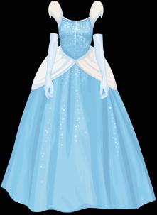 Vestido De Cenicienta Gratis