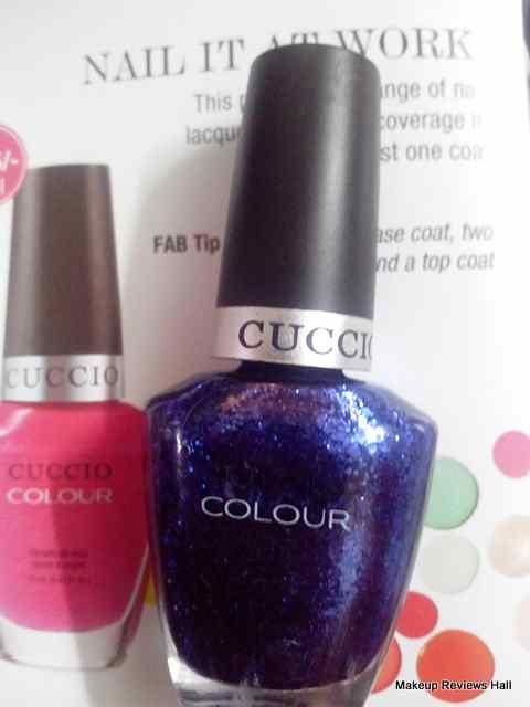 Cuccio Nail Color Gala