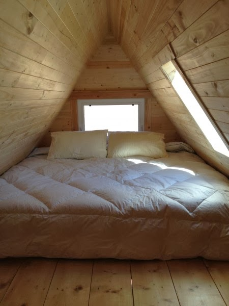 My Tiny House Obsession Loft Considerations Gabel vs