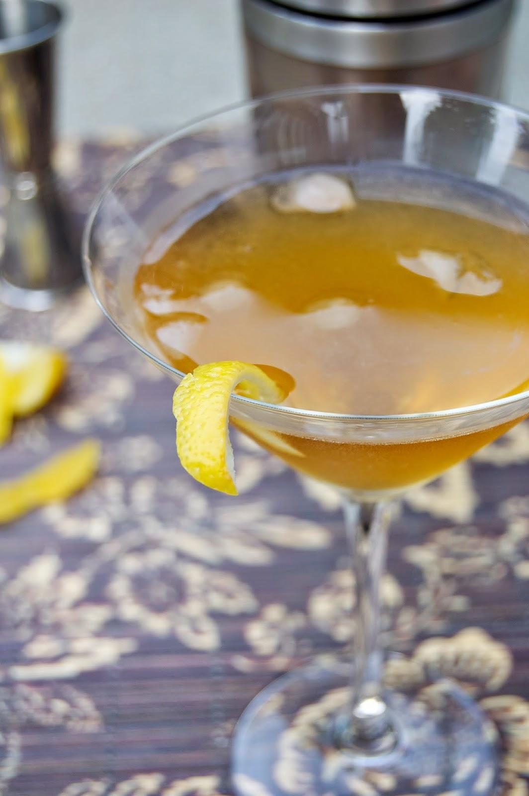 30/30 - #19 Martini | www.kettlercuisine.com