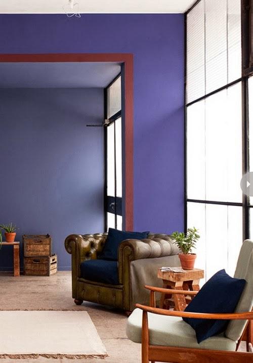 Warna Cat Rumah Minimalis 2014