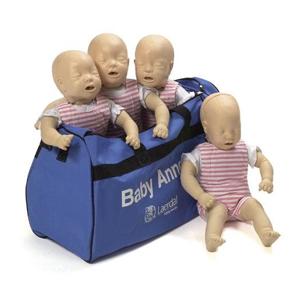 Jual Manekin Baby Anne Laerdal Paket