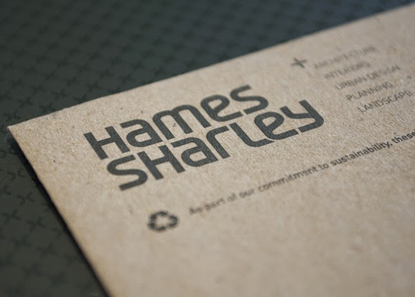 A comprehensive re-brand of the internationally renowned architectural practice Hames Sharley