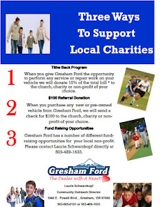 Three Ways To Support Your Charity