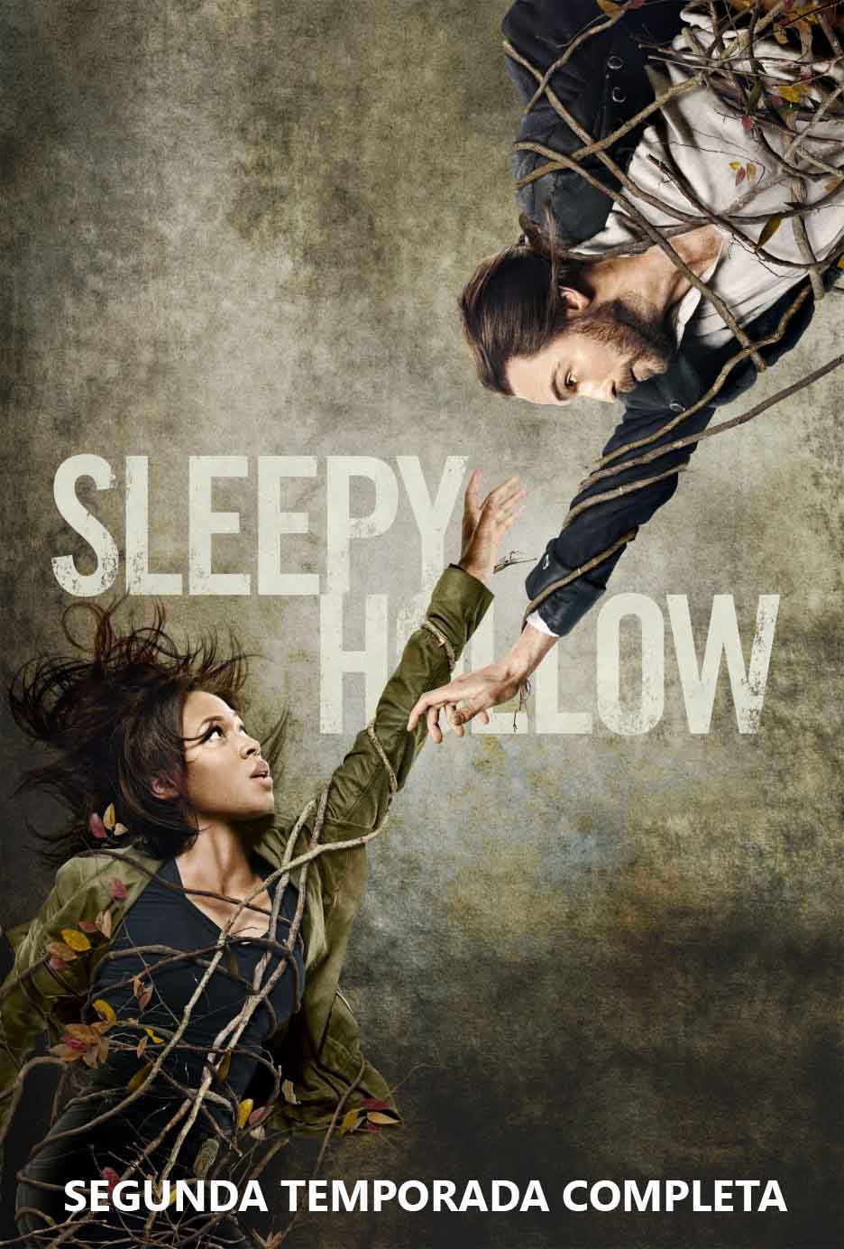 Sleepy Hollow 2ª Temporada Torrent - BluRay 720p Dublado (2015)