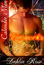 Fireworks And  Mr. July