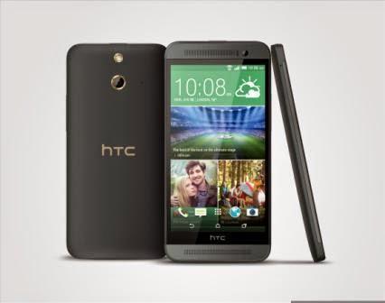 HTC One E8 black