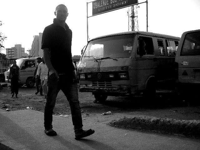 CA -bus station- lagos / nigeria