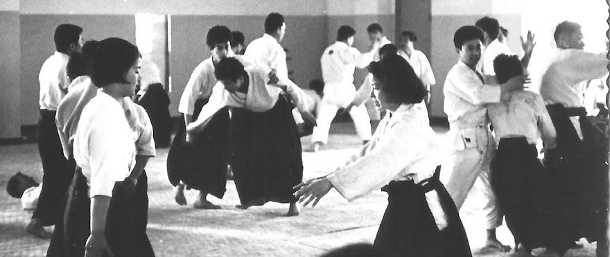 Hombu Dojo 1968