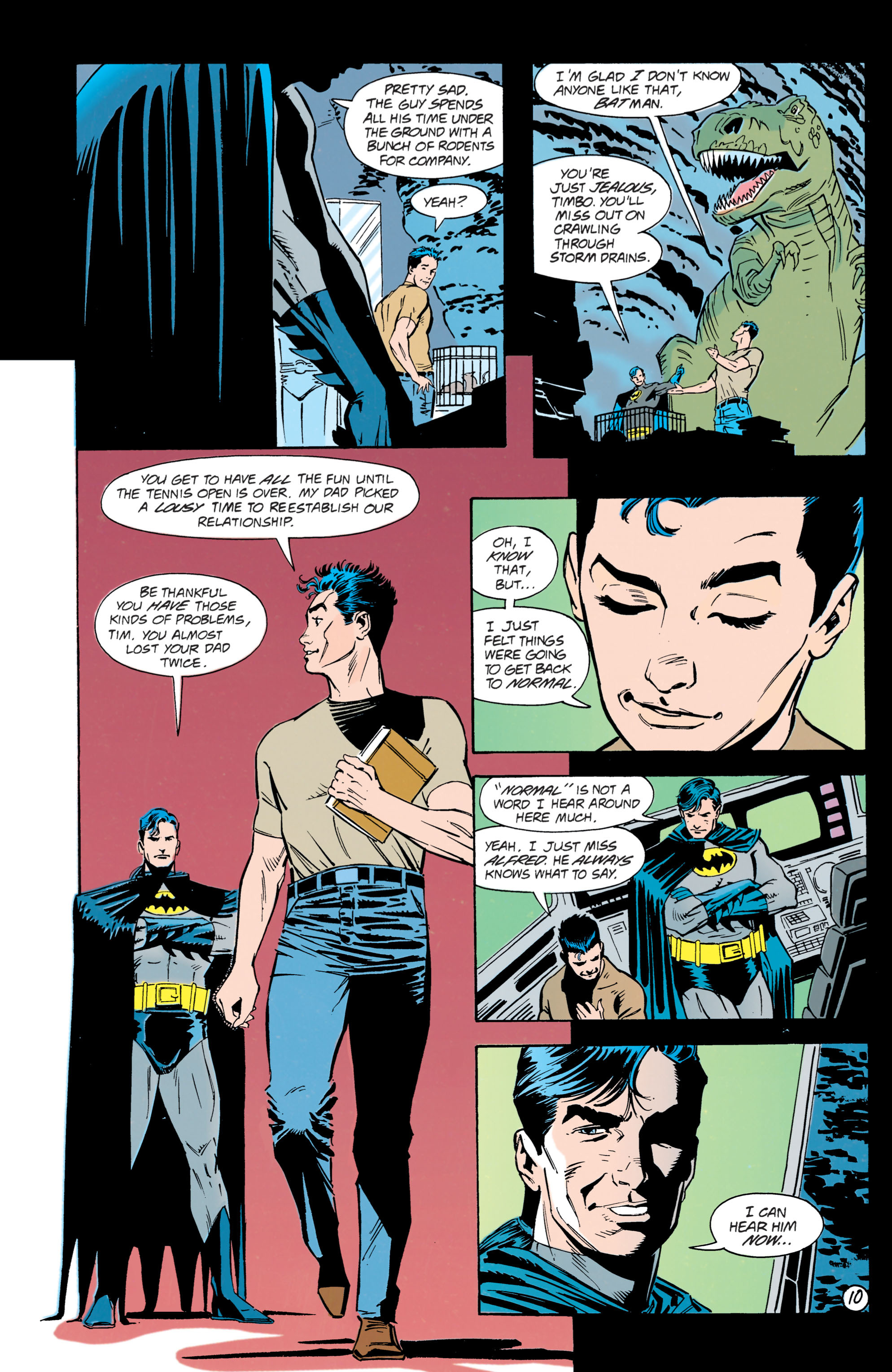 Detective Comics (1937) Issue #679 Page 11