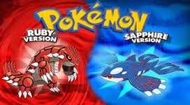 Download Pokemon Ruby and Sapphire free for PC GBA