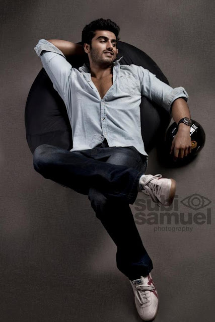 Arjun Kapoor's Latest Photoshoot for Men's Health