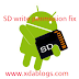 SD card write permission fix for Asus Zenfone Lollipop Kitkat