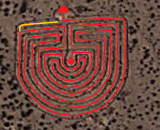 maze inca origin