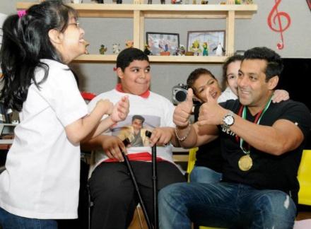 Being Human Pics: Salman Khan