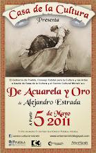 De Acuarela y Oro