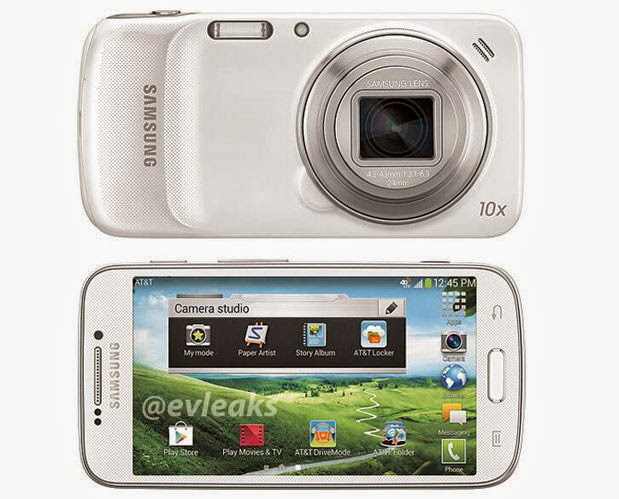 Samsung Galaxy S4 Zoom for AT&T