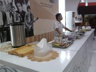 COFFEE BREAK UNTUK ACARA SIMPOSIUM DI JAKARTA