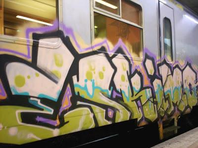 graffiti eskimo