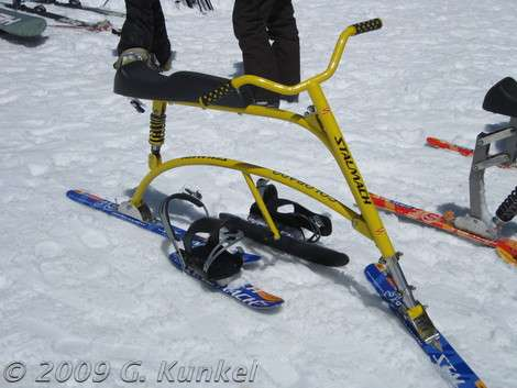A Colorado Skibiker Goes Skibiking What Is The Difference Between