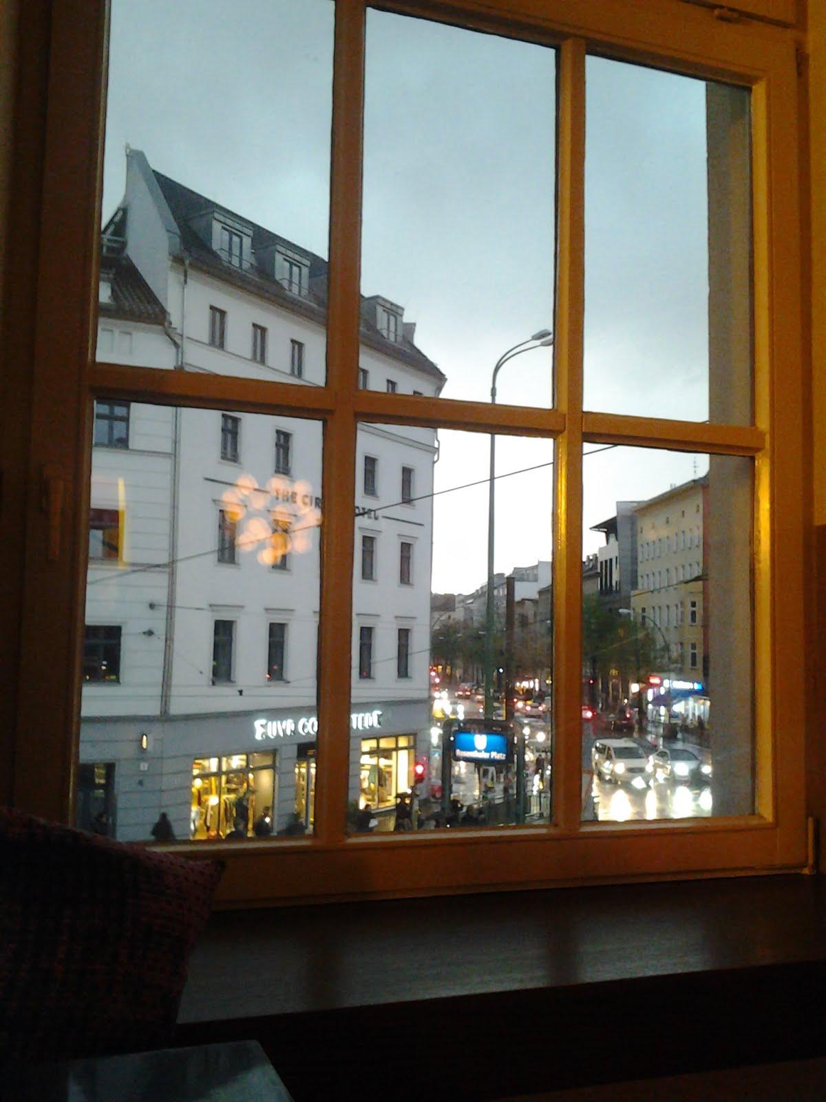 Café St. Oberholz, Berlin