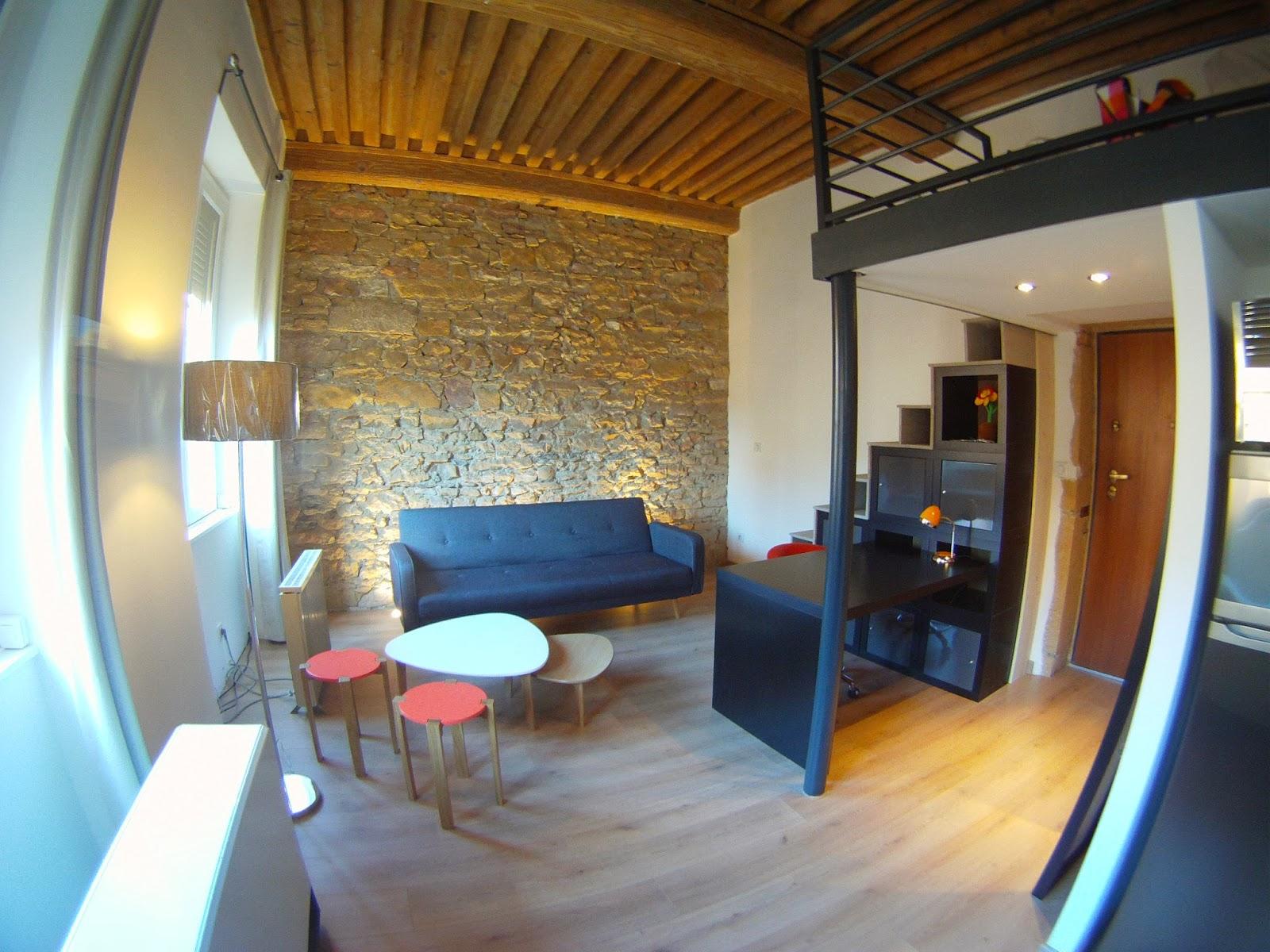 Indoordesign architecture d 39 int rieur lyon dumenge for Renovation canut