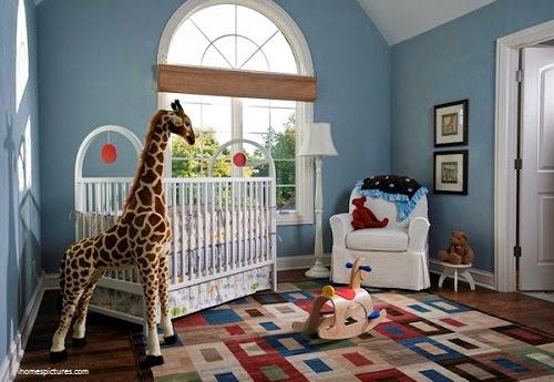 Photos magnifique  chambre bébé garçon