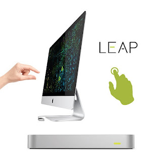 Leap Motion Launches World's Most Accurate 3D Motion Control
