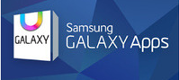 logo Samsung Galaxy Apps