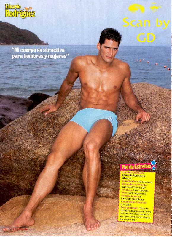 Eduardo Rodriguez Desnudo