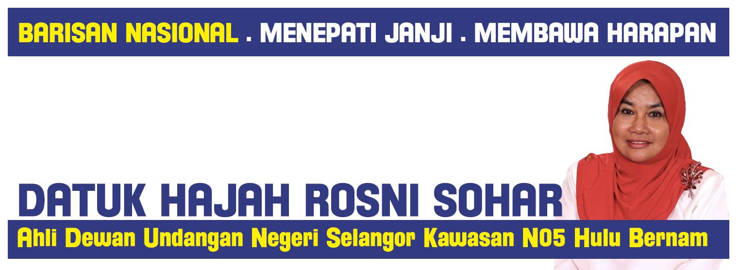 Datuk Hajah Rosni Sohar
