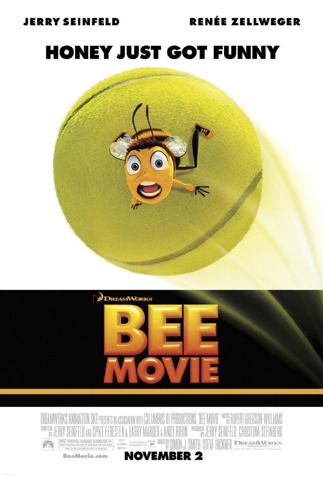 image, film, Bee Movie, 2007, pic