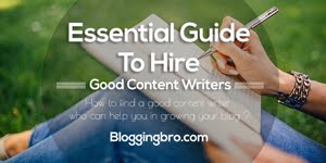 Guide To Hire Content Writers