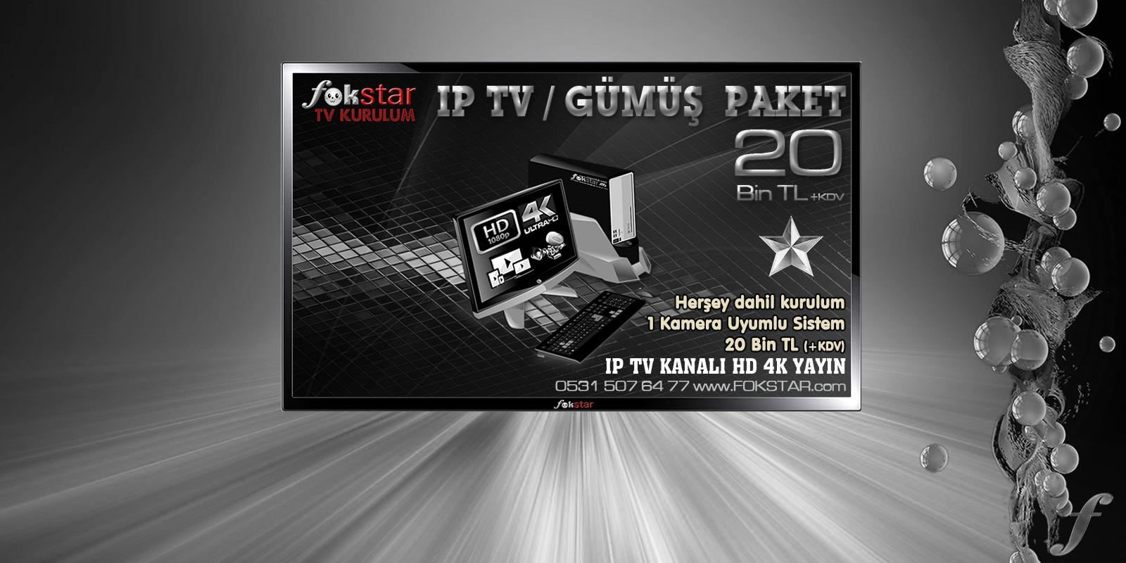 IP TV GÜMÜŞ