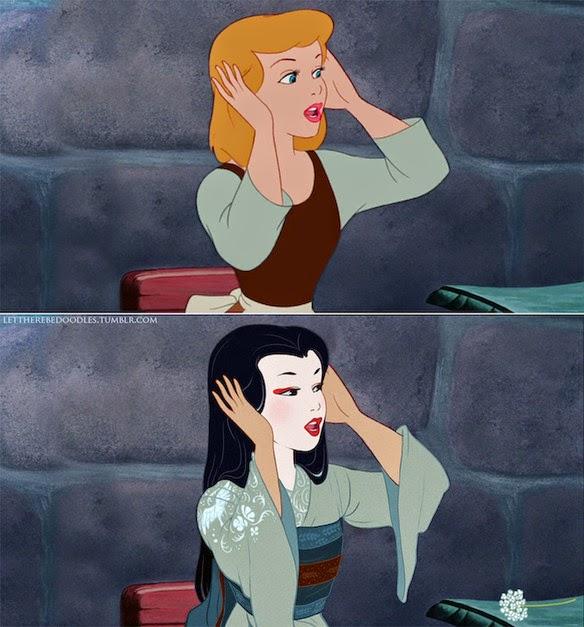 Princesas Disney, Princesas, princesas populares, princesas de otra cultura, casa real, aristocracia, disneyland, disneyland paris, disneyland orlando, pixar, cenicienta