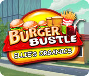 เกมส์ Burger Bustle - Ellie's Organics