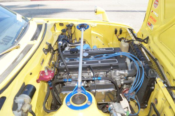Daily Turismo: 15k Flash: Banana Yellow 1972 Toyota Celica ...