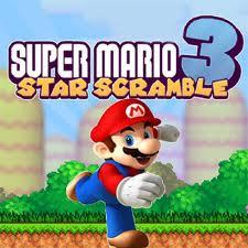 Linux games online apresenta: Super Mario Bros - Star Scramble 3
