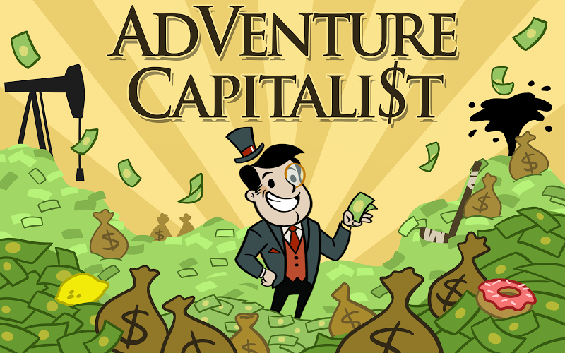 AdVenture Capitalist Gameplay IOS / Android