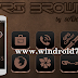 VRS Brown Icon Pack v1.0.0 Apk